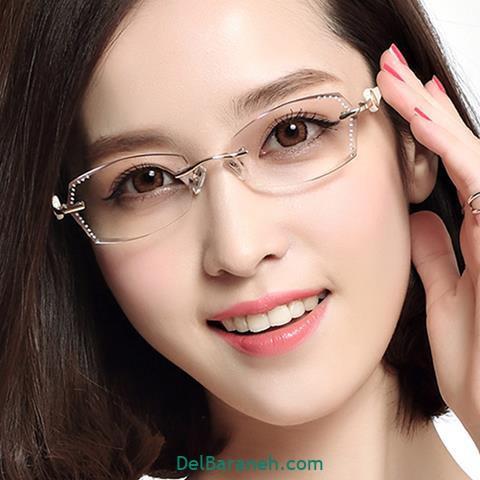 مدل عینک زنانه طبی و آفتابی