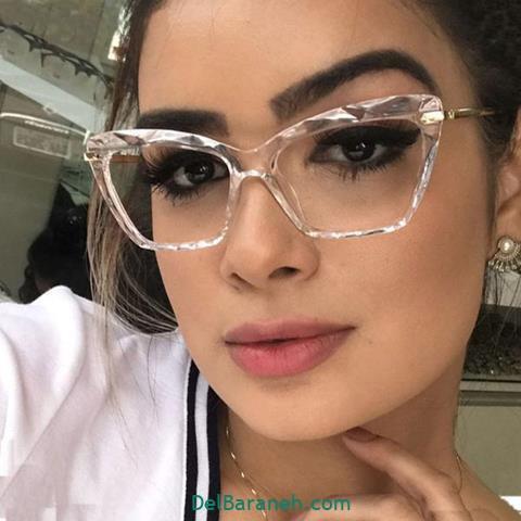 شیک ترین مدل عینک طبی زنانه