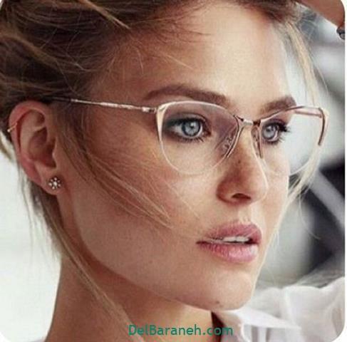 عکس مدل عینک طبی زنانه