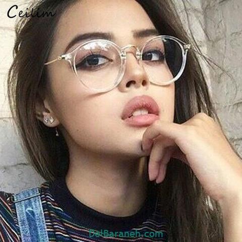 مدل عینک طبی زنانه و دخترانه لاکچری