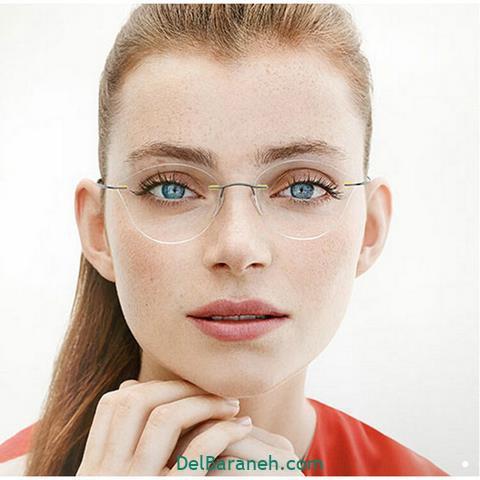 مدل فریم عینک طبی دخترانه
