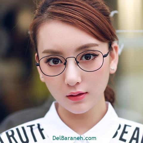مدل عینک طبی زنانه و دخترانه با کلاس