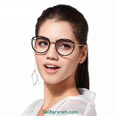 مدل عینک طبی زنانه و دخترانه اسپرت