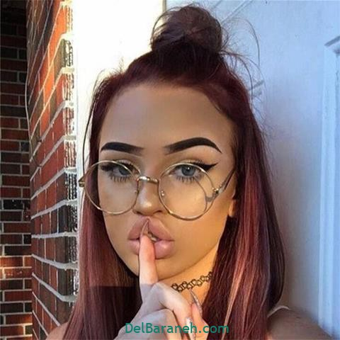 مدل عینک طبی زنانه و دخترانه زیبا