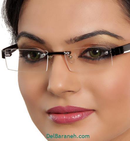 مدل عینک طبی زنانه و دخترانه رسمی