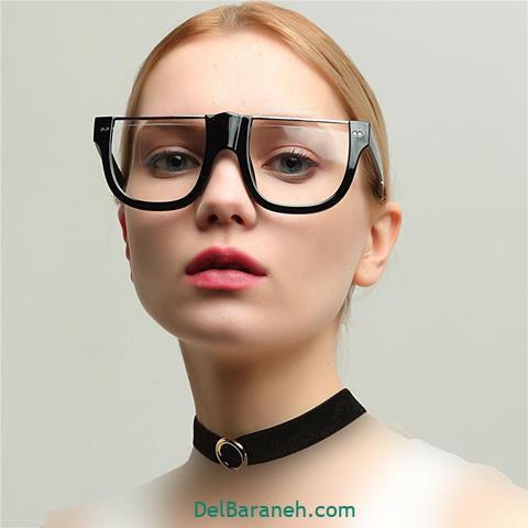 مدل عینک طبی زنانه و دخترانه شیک