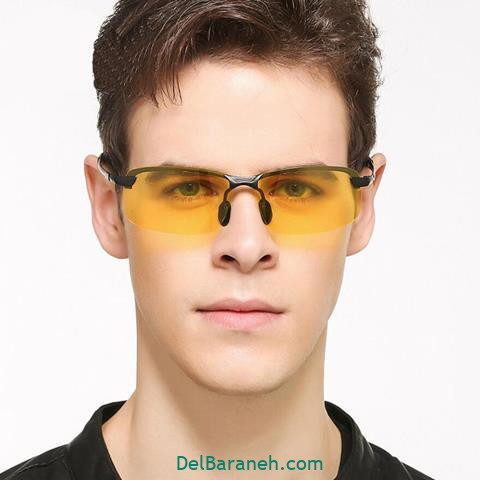 مدل عینک طبی مردانه و پسرانه رنگی