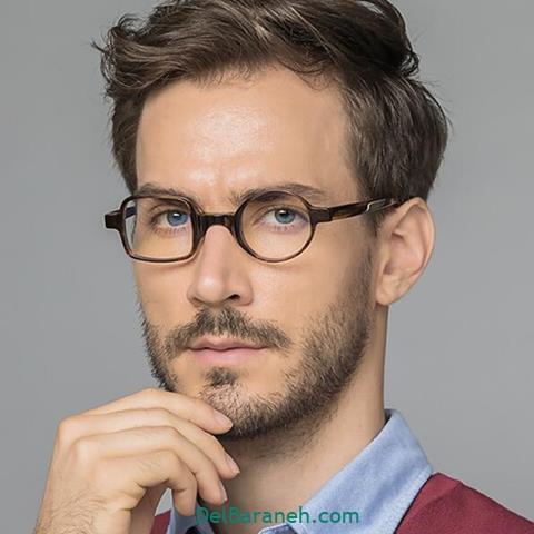 مدل عینک طبی مردانه و پسرانه متفاوت