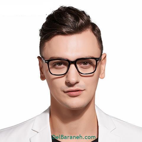 مدل عینک طبی مردانه و پسرانه زیبا