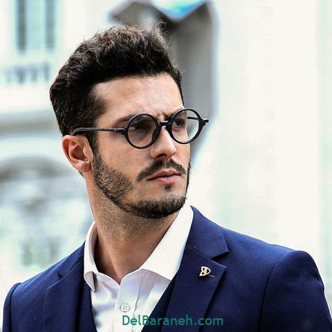 مدل عینک طبی مردانه اسپرت
