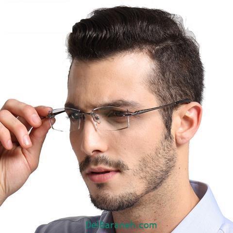 مدلهای عینک طبی مردانه