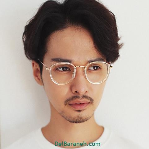انواع مدل عینک طبی مردانه