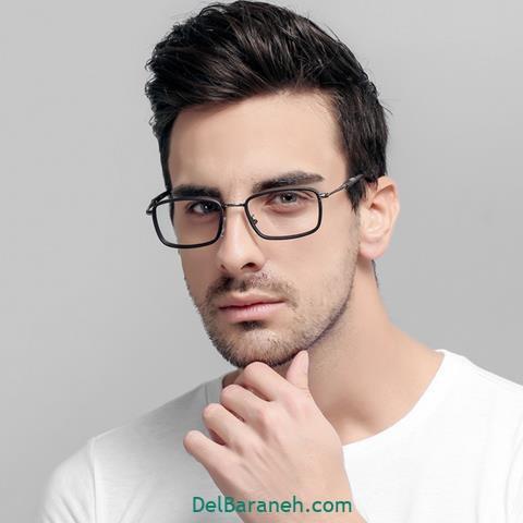 زیباترین مدل عینک طبی مردانه