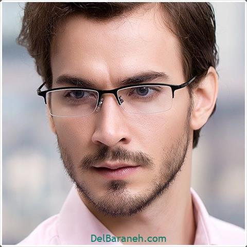جدیدترین مدل فرم عینک طبی مردانه