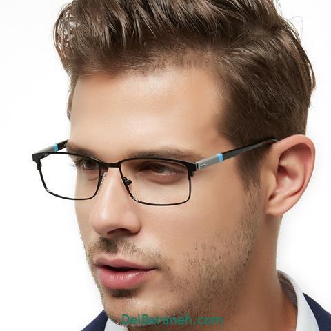 مدل عینک طبی مردانه اینستاگرام