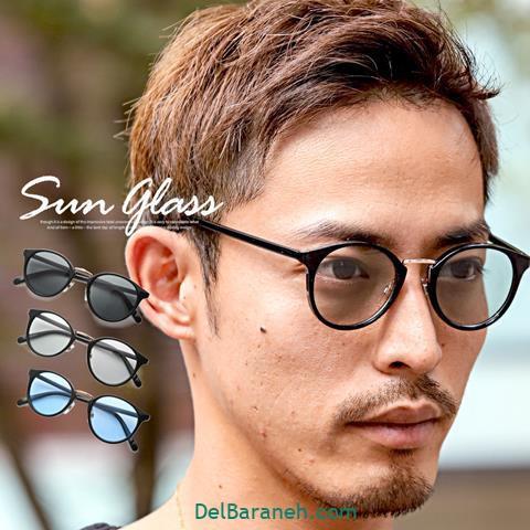 مدل فریم عینک طبی مردانه