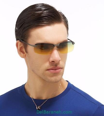 مدل عینک طبی مردانه کره ای
