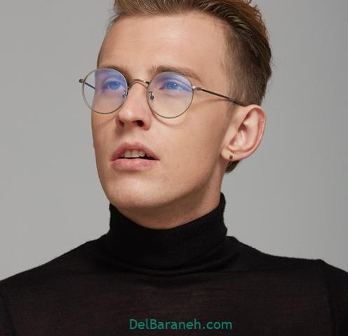 مدل عینک طبی مردانه هری پاتری