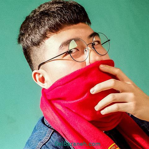 مدل عینک پسرانه طبی رنگی