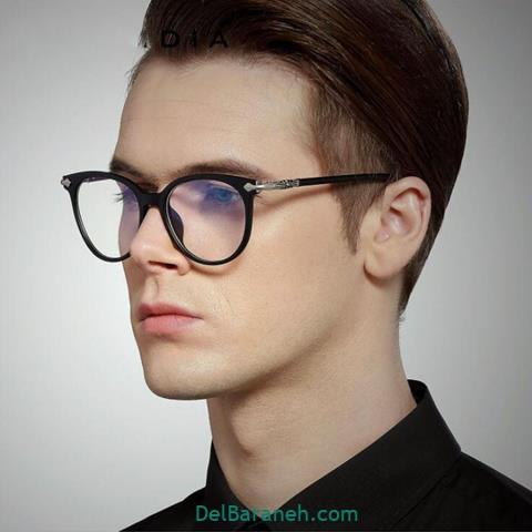 مدل عینک طبی مردانه و پسرانه خاص