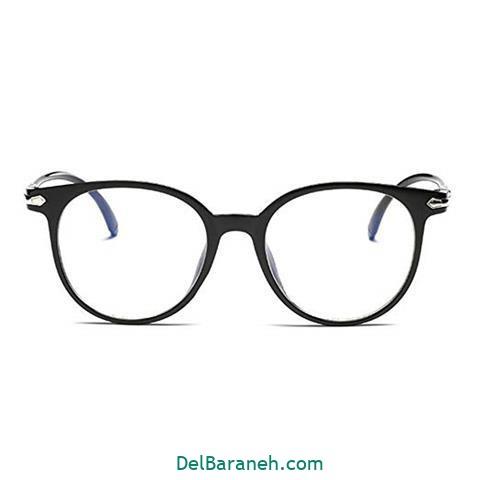 مدل عینک طبی برای صورت چاق