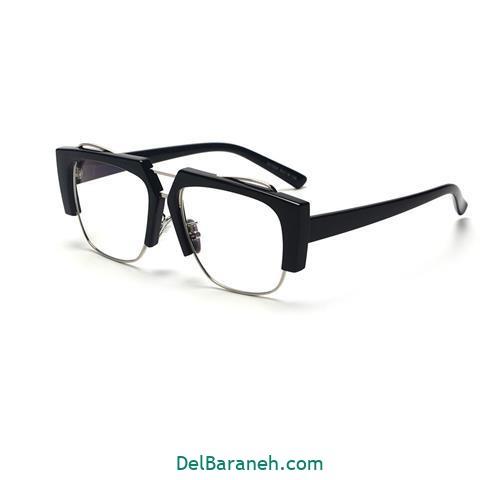 مدل عینک طبی پسرانه ساده