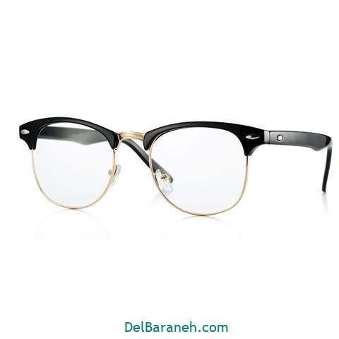 مدل عینک طبی پسرانه ظریف