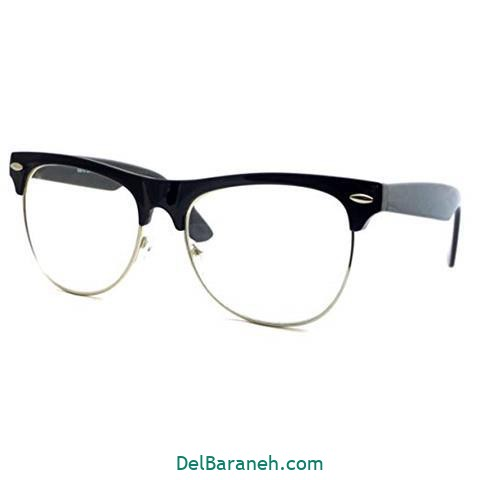 مدل عینک طبی مردانه شیک
