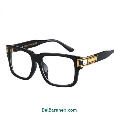 مدل عینک طبی مردانه با کلاس