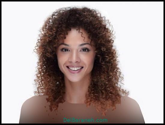 مدل مو برای مو فر (۱۴)
