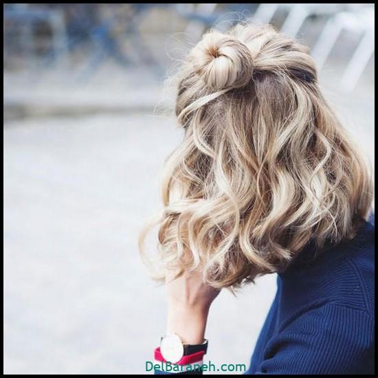 مدل مو برای مو فر (۱۹)