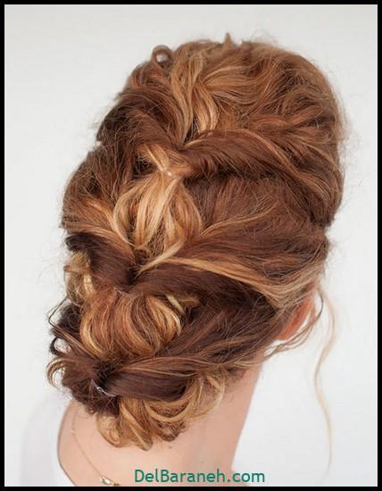 مدل مو برای مو فر (۲۵)