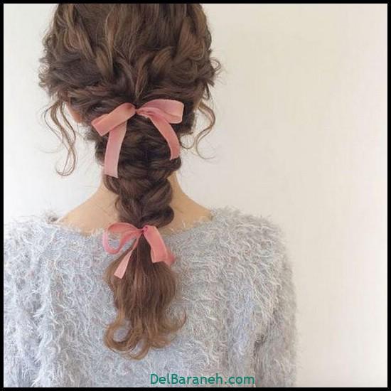 مدل مو برای مو فر (۲۸)