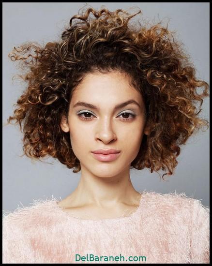 مدل مو برای مو فر (۳۳)