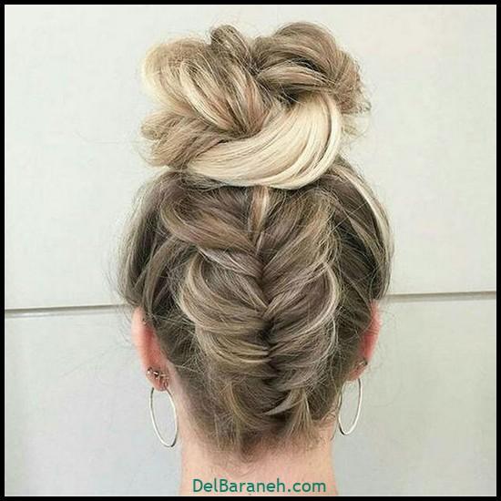 مدل مو برای مو فر (۳۵)