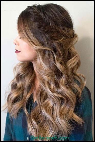 مدل مو برای مو فر (۳۷)