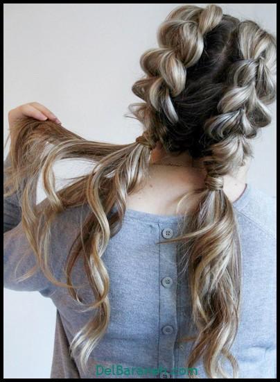 مدل مو برای مو فر (۳۹)