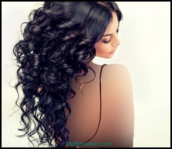 مدل مو برای مو فر (۸)