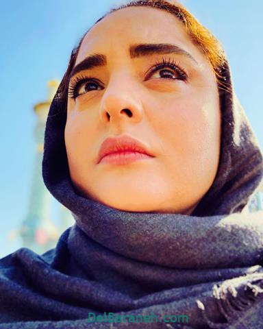 بازی نرگس محمدی در سریال بوی باران
