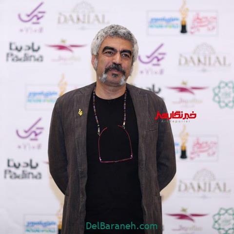 عکس سروش صحت در جشن حافظ 98