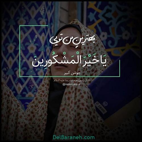 عکس پروفایل دخترونه امام رضا (۲۷)