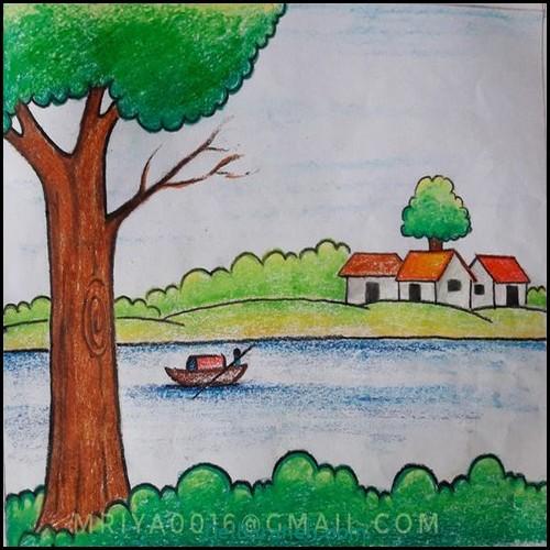نقاشی کودکانه (۱۰)