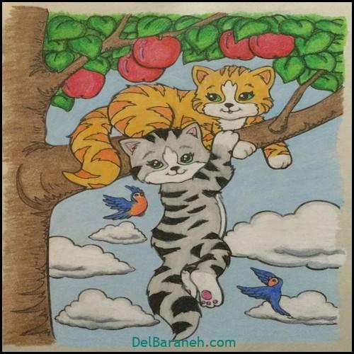 نقاشی کودکانه (۱۲۸)