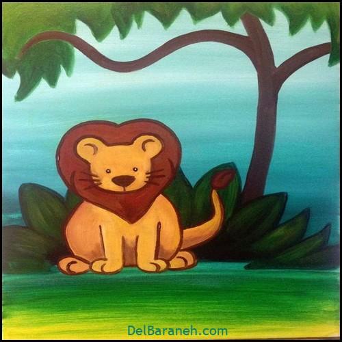 نقاشی کودکانه (۱۲۹)