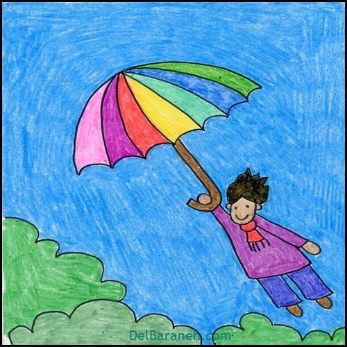 نقاشی کودکانه (۱۴)