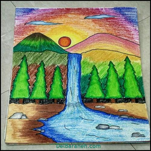 نقاشی کودکانه (۱۵۱)