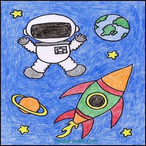 نقاشی کودکانه (۲)