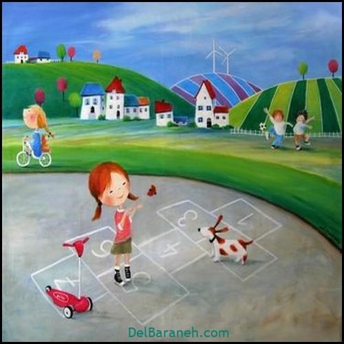 نقاشی کودکانه (۲۰۴)