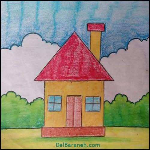 نقاشی کودکانه (۲۱)