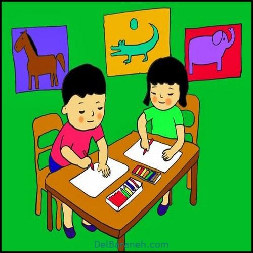 نقاشی کودکانه (۲۲۲)
